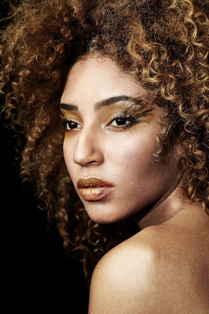 Makeup & Hair - Simone Graham Photographer: Jeremy Rigby Model: Ishioma Okenmor