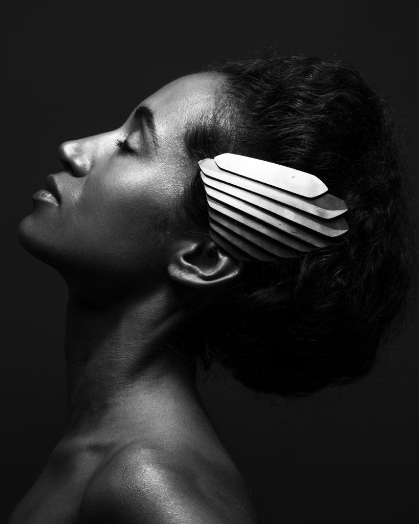 Hair and makeup: Simone Graham Makeup Artist Photographer: @chrisbulezuikphotography Model: Serena Model: Lucas Beachey